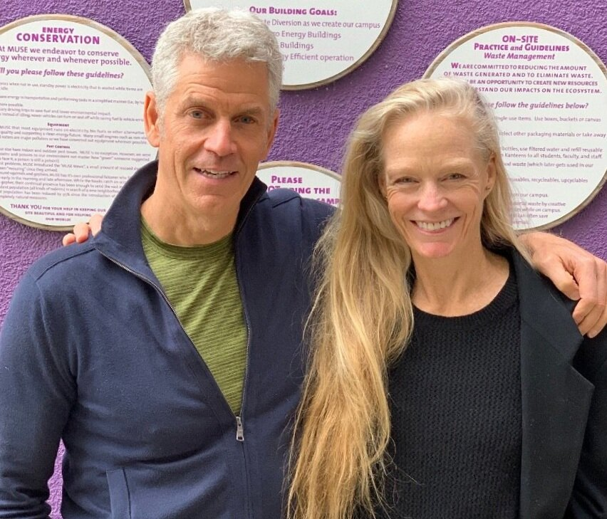 Rip with Suzy Amis Cameron